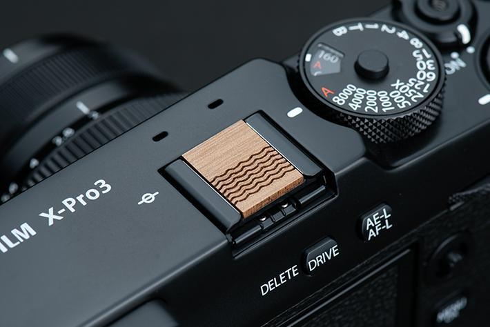 J.B. Camera Designs ホットシューカバー