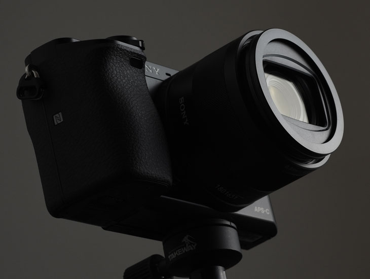 X-CAP2F装着写真
