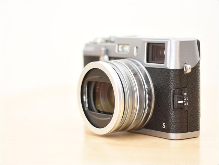 X-CAP2装着写真