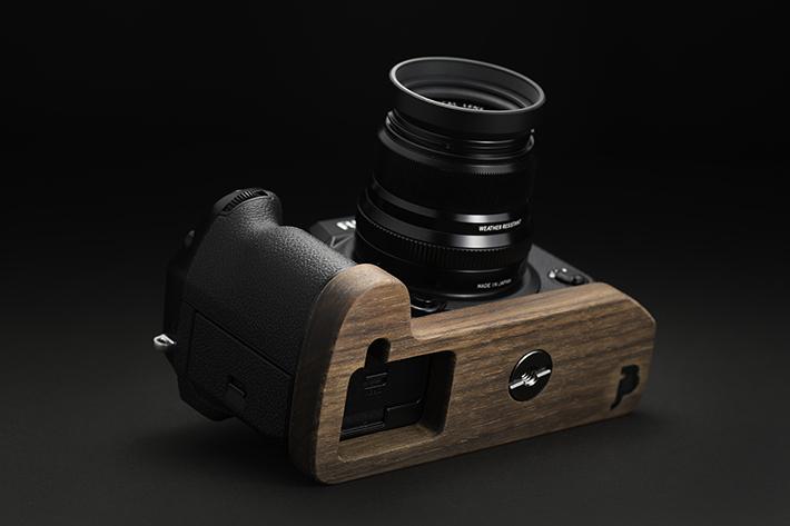 FUJIFILM X-H1専用カメラベース