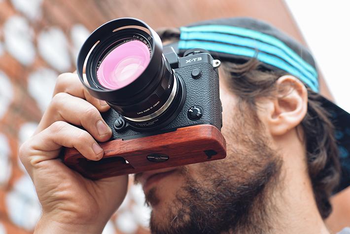 FUJIFILM X-T3専用カメラベース