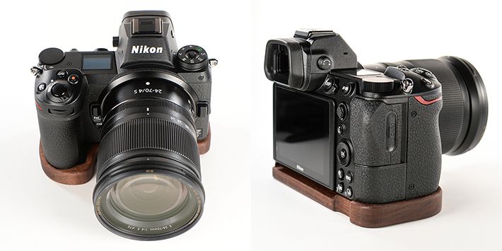 Nikon Z7/Z6専用カメラベース