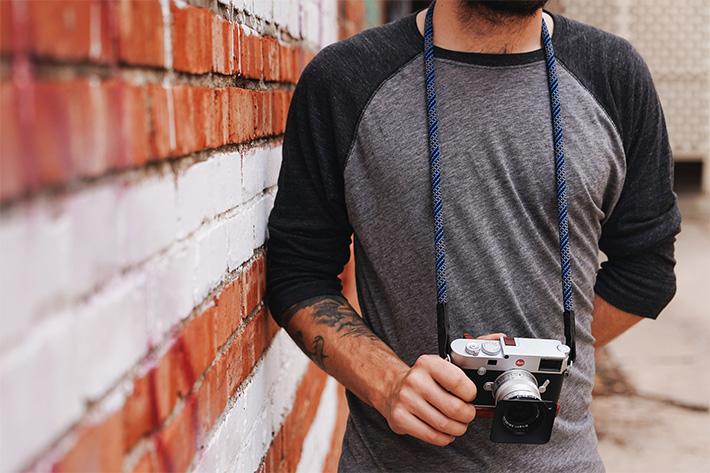 J.B. Camera Designs クライミングロープストラップ