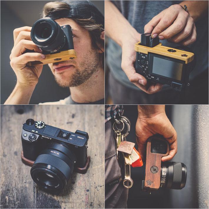 SONY α6300専用カメラベース使用例