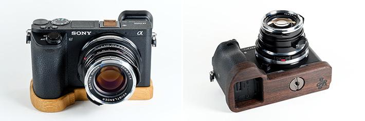 SONY α6500カメラベース使用例