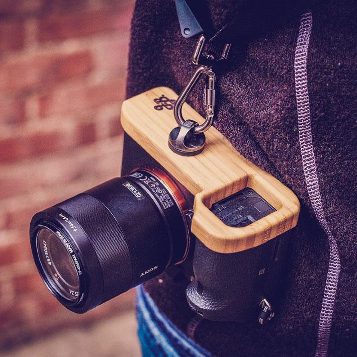 SONY α7RII/α7SII/α7II専用カメラベース使用例