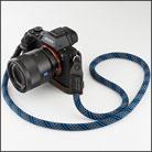 クライミングロープカメラストラップ