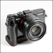 グリップ付きカメラベース