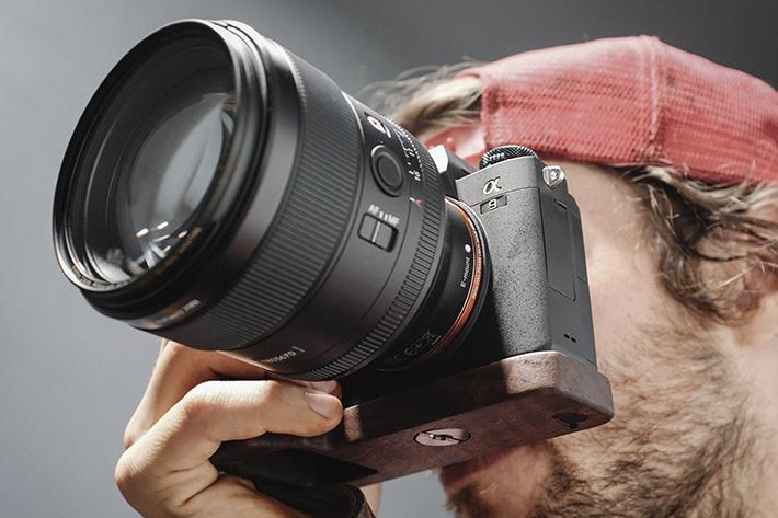 J.B. Camera Designs Sony α9/α7RIII /α7III専用カメラベース使用例