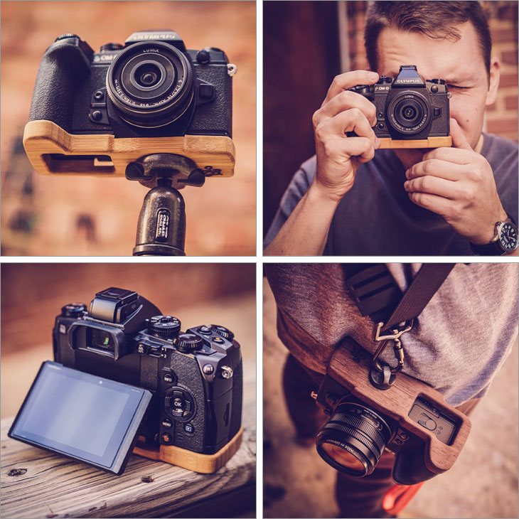 カメラベース使用例