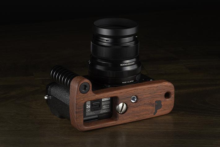 FUJIFILM X-E3グリップ付きカメラベース使用例
