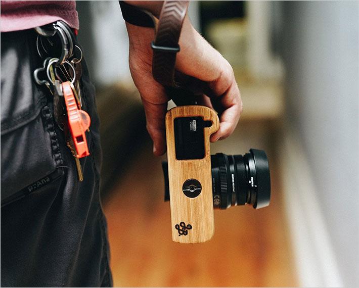 FUJIFILM X-T2専用カメラベース使用例