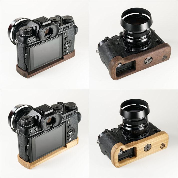 FUJIFILM X-T2専用カメラベース単体写真