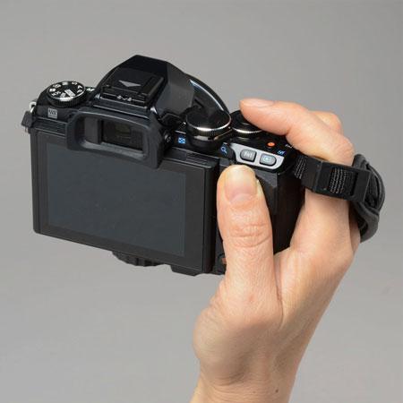 オリンパスOM-D装着写真