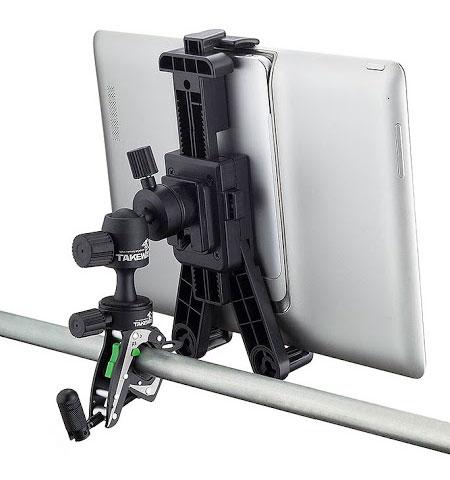 iPad装着例