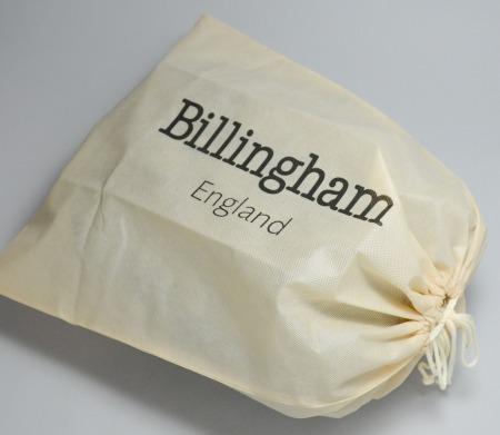 ビリンガムオリジナル収納袋