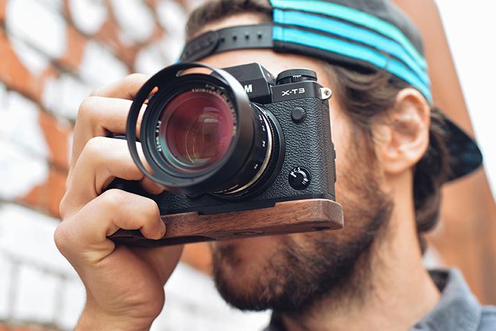FUJIFILM X-T3専用グリップ付きカメラベース