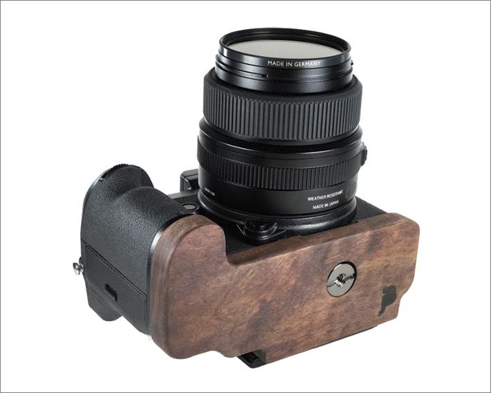 J.B. Camera Designs GFX 50S専用カメラベース使用例
